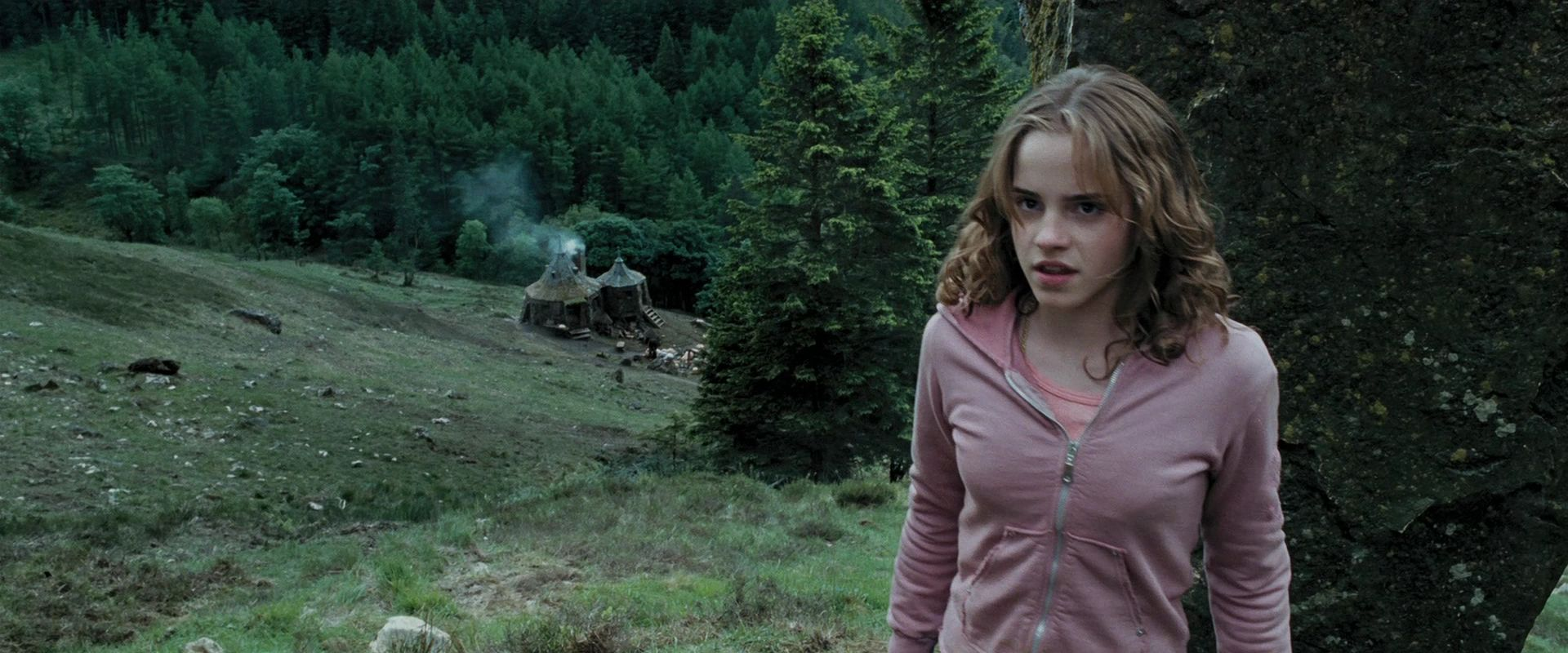Emma Watson As Hermione Granger In Harry Potter And The Prisoner