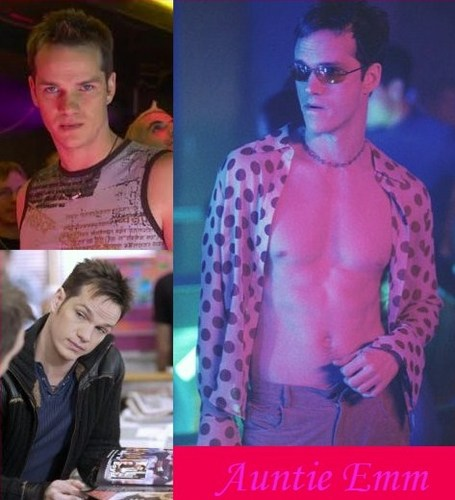 Queer As Folk images Emmett wallpaper and background photos