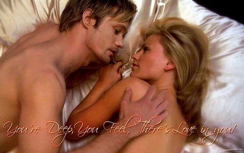Alexander Skarsgård 壁纸 with skin called Eric Northman