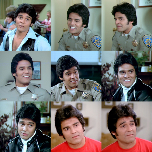 Erik Estrada as Ponch