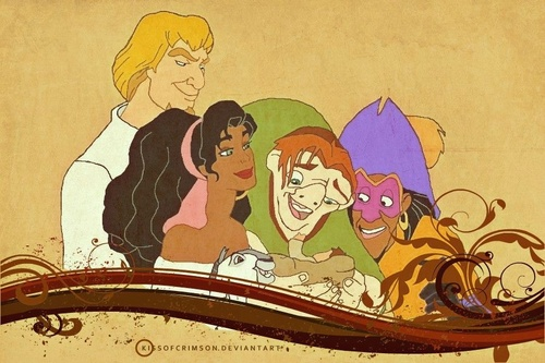 Esmeralda and Family