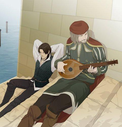 Ezio & Leonardo
