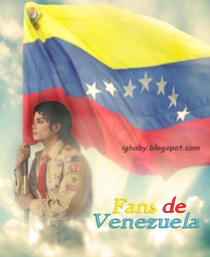 অনুরাগী MJJ Venezuela