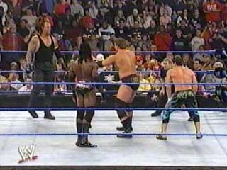Fatal 4-Way for the WWE Championship - (2004)