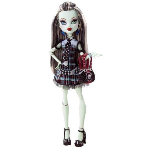 Dolls wallpaper possibly with a portrait entitled Frankie Stein Monster High Doll