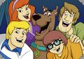 Fred, Velma, Shaggy, Scooby Doo, Daphine
