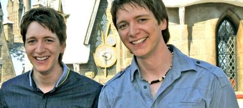 Fred và George Weasley