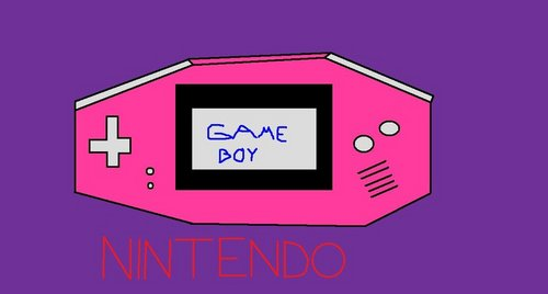 Game Boy Advance Fanart