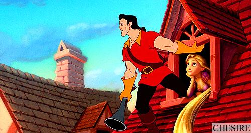 Gaston/Rapunzel