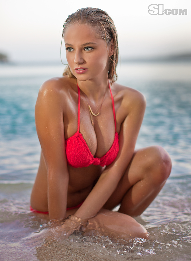 Genevieve Morton Sports Illustrated Swimsuit