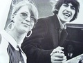 George and Pattie - george-harrison photo