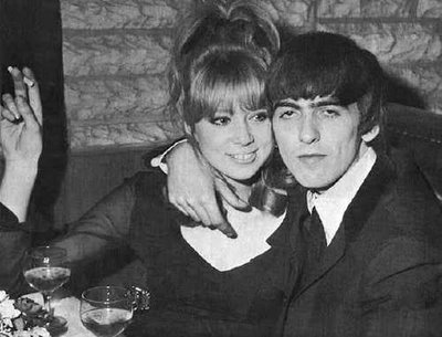 George and Pattie