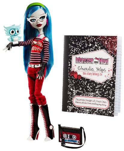Ghoulia Yelps Monster High Doll