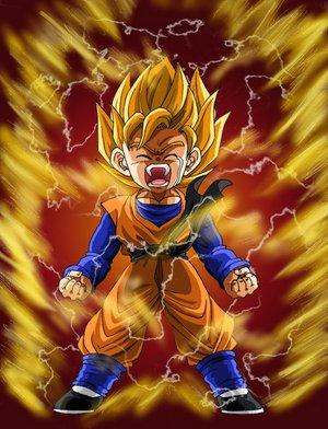 Dragon Ball Goku tirando a calcinha de bulma - YouTube