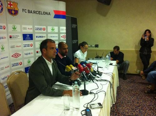 Guardiola in press conference in mgawanyiko, baidisha