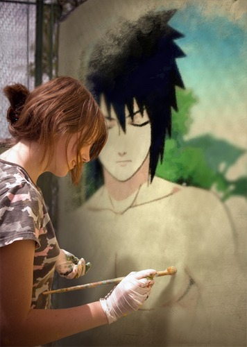 Happy birthday, Sasuke