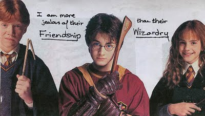 Harry Potter Post Secret
