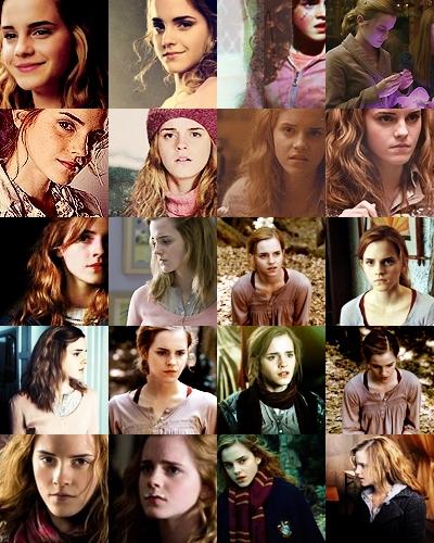 Hermione Granger-Twitter Background
