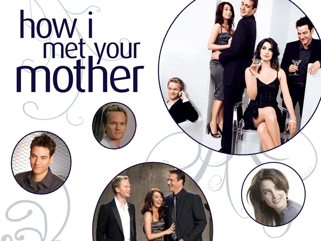 How I Met Your Mother Friends Episode : How i met your mother wallpaper
