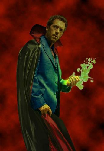 Hugh Laurie- Dr Stranger
