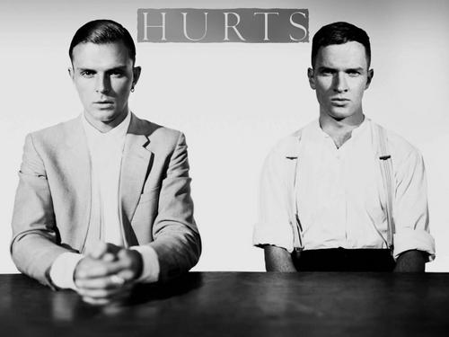 Hurts Обои