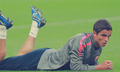 Ibrahim Afellay FC Barcelona Training