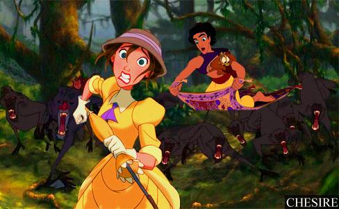 Jane/Aladdin