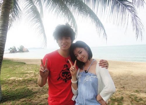 Jang woo & Eunjung