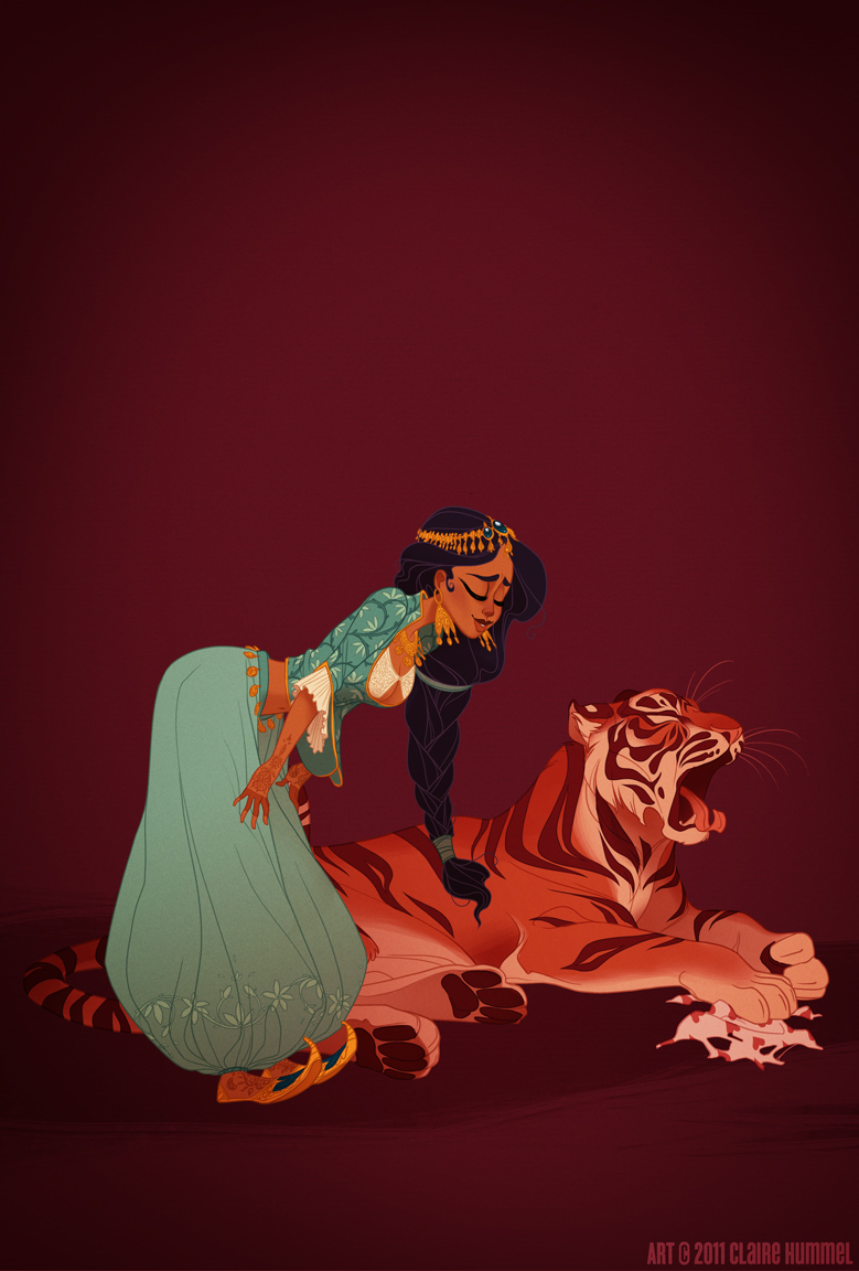 Jasmine - Princess Jasmine Fan Art (23901874) - Fanpop