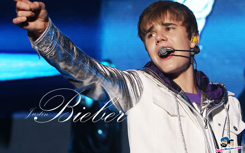 Justin Bieber wallpaper probably with a concert titled Jb