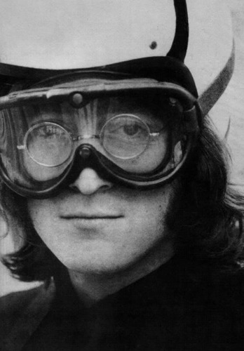 John Lennon wallpaper containing a snorkel called John Lennon