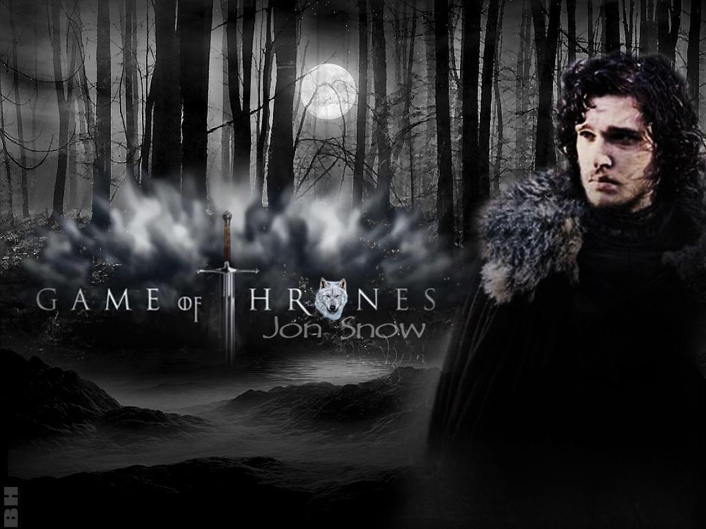 Jon Snow - Game of Thrones Wallpaper (23947399) - Fanpop