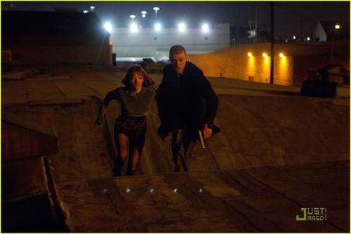 Justin Timberlake & Amanda Seyfried: 'In Time' FIRST LOOK!