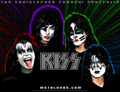 KISS - kiss fan art
