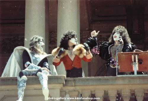 KISS in Unmasked Era