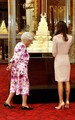 Kate Middleton Tours Wedding Dress Display