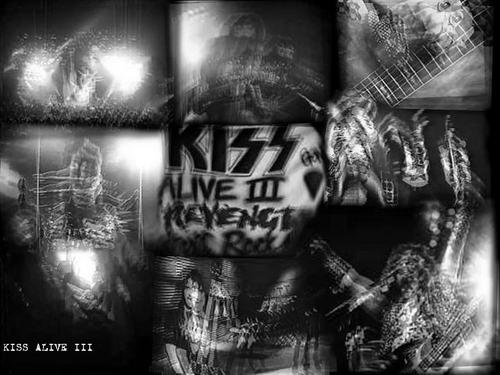 किस Alive lll