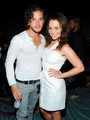 Kit Harington & Emilia Clarke at Comic-Con 2011 - jon-and-daenerys photo
