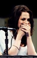 Kristen at Comic Con