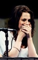 Kristen at Comic Con - twilight-series photo