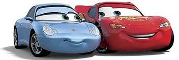 Lightning McQueen & Sally