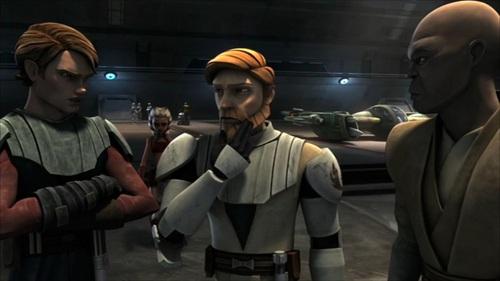 Mace,Obi-wan and Anakin