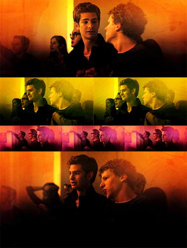 Mark and Eduardo