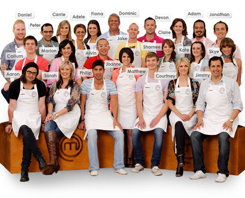 Masterchef australia season 2 - masterchef Photo