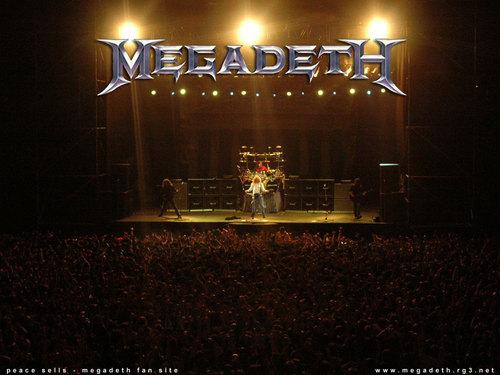Rust In Peace Wallpaper Megadeth Wallpaper 31435554 Fanpop