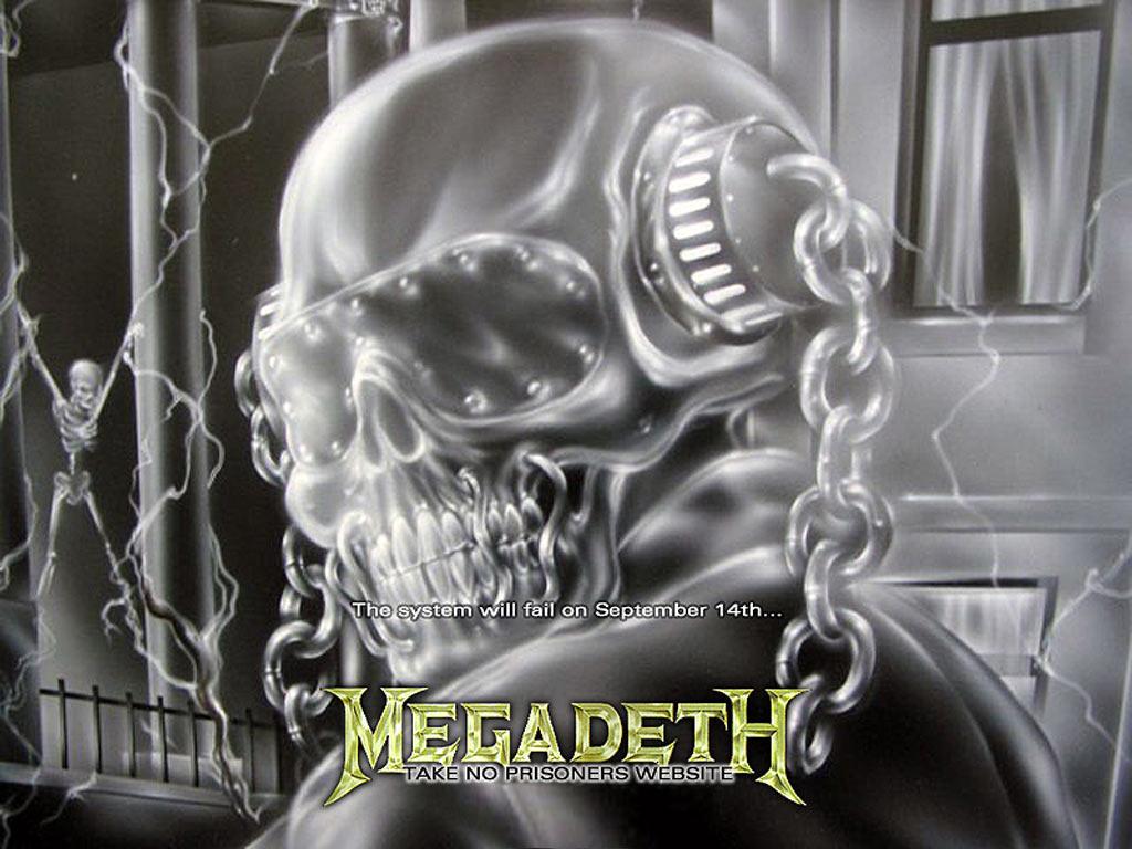 megadeth megadeth wallpaper 23926798 fanpop