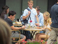 Michael & Candice On Set S3 - tyler-and-caroline photo