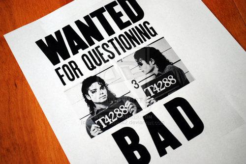 Michael Jackson <3 i Cinta bad!!!!! ~niks95