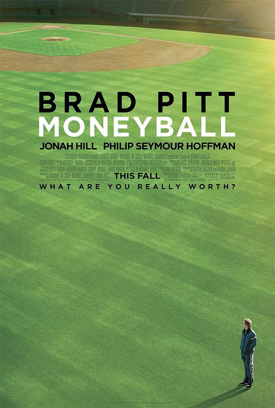 Moneyball - Official Promo Poster