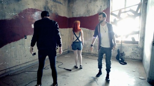 Monster - Paramore [Music Video] - paramore Screencap